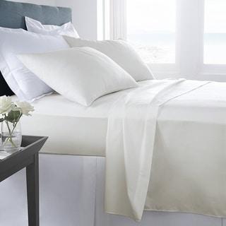 Adrien Lewis-Premium Bamboo Comfort Microfiber Solid Bed Sheet Set