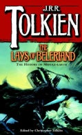The Lays of Beleriand (Paperback)