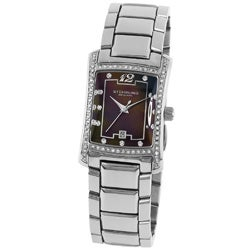 Stuhrling Lady Gatsby High Society Gemstone Watch