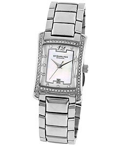Stuhrling 'Lady Gatsby High Society' Gem Watch