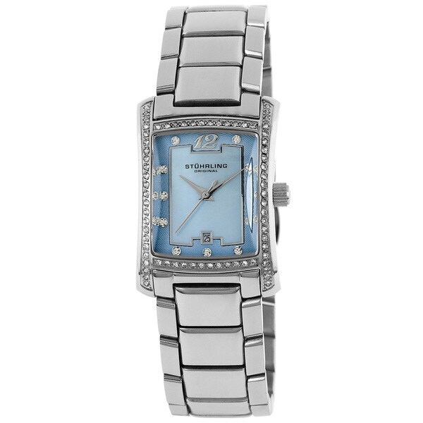 Stuhrling Lady Gatsby High Society Topaz Watch