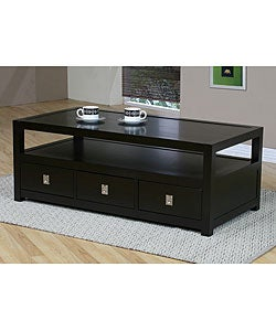 Norwich Three-drawer Coffee Table