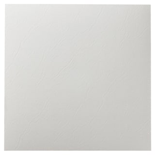 Achim Sterling White 12x12 Vinyl Floor Tile (20 Tiles/20 sq. ft.)