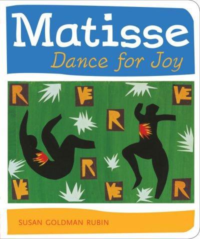 Matisse Dance For Joy (Board book)