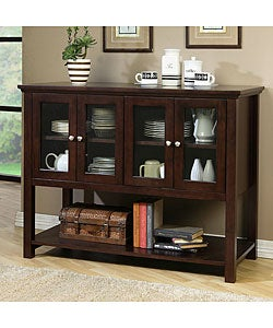 Beckett Dark Walnut Buffet