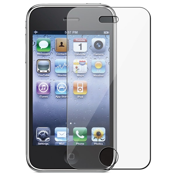 INSTEN Reusable Screen Protector for Apple iPhone