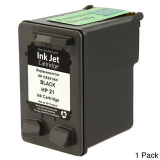 HP 21 Black Ink Cartridge (Remanufactured)