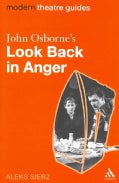 John Osborne's Look Back in Anger (Paperback)
