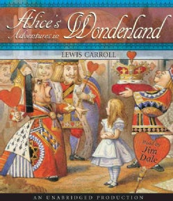 Alice's Adventures In Wonderland (CD-Audio)