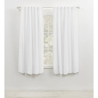 Lauren Ralph Lauren Leanne Back Tab/Rod Pocket Curtain Panel