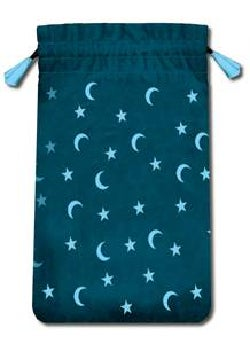 Moon & Stars Mini Bag (Hardcover)