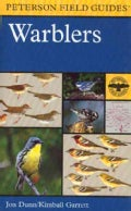 A Field Guide to Warblers of North America (Paperback)