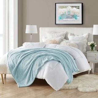 Porch & Den Burkhalter Soft and Plush Oversize Throw Blanket - 60'' x 70''