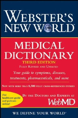 Webster's New World Medical Dictionary (Paperback)