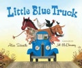 Little Blue Truck (Hardcover)