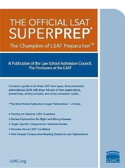 The Official LSAT SuperPrep (Paperback)