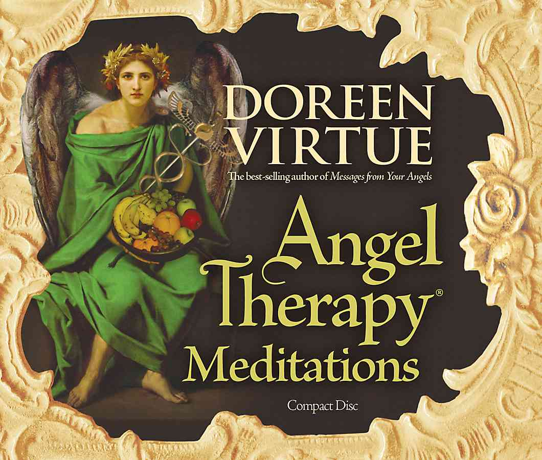 Angel Therapy Meditations (CD-Audio)