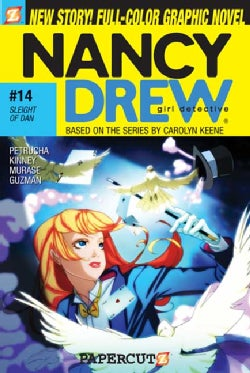 Nancy Drew Girl Dectective 14: Sleight of Dan (Paperback)