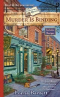 Murder is Binding (Paperback)