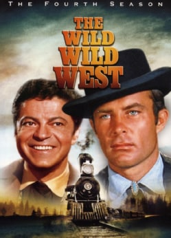 The Wild Wild West: The Complete Fourth Season (DVD)