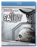 Saw 4 (Blu-ray Disc)