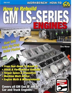 How to Rebuild the GM LS-Series Engines (Paperback)