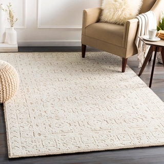 The Gray Barn Great Smials Handmade Wool Farmhouse Area Rug