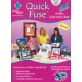 Quick Fuse Fusible Inkjet Fabric Sheets