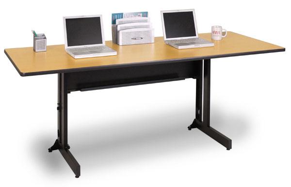 Marvel Sturdy 48-Inch Folding Training Table