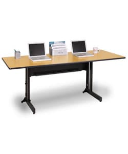 Marvel 72 Inch Folding Training Table Overstock Shopping
