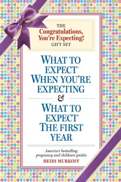 The Congratulations, You're Expecting! Gift Set (Paperback)