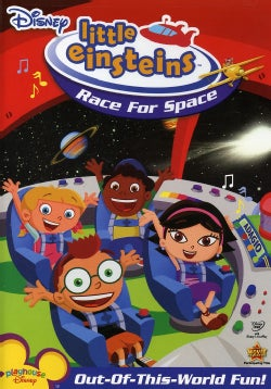 Little Einsteins: Race For Space (DVD)