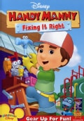 Handy Manny: Fixing It Right (DVD)