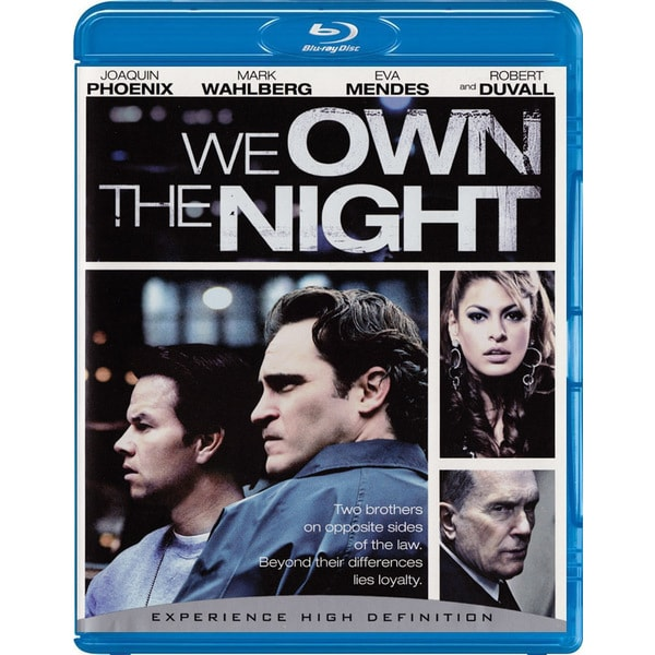 We Own the Night (Blu-ray Disc) 3472160