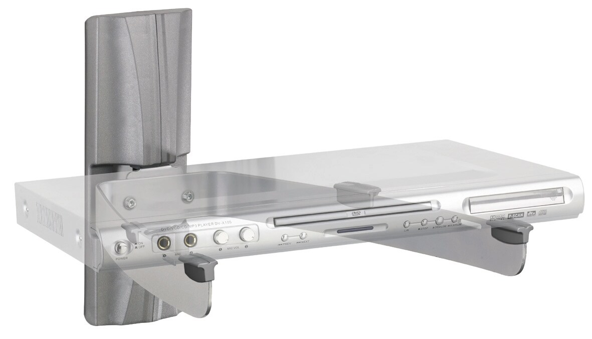 DVD / VCR Component Shelf