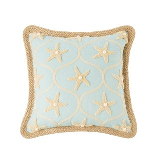 Sea Star Decorative Accent Throw Pillow