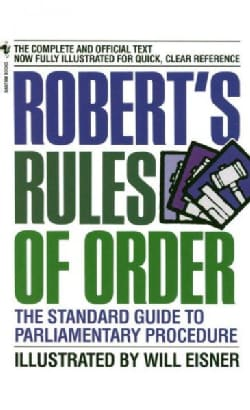 Robert's Rules of Order (Paperback)