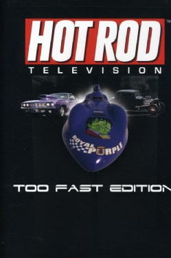 Hot Rod TV: Too Fast Edition (DVD)