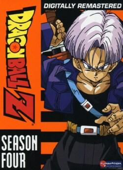 Dragon Ball Z: Season 4 (DVD)
