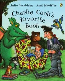 Charlie Cook's Favorite Book (Paperback)