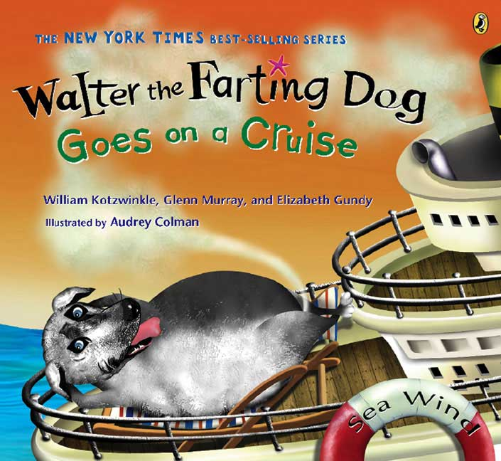 Walter the Farting Dog Goes on a Cruise (Paperback)