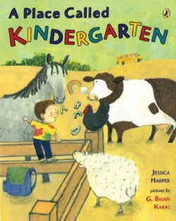 A Place Called Kindergarten (Paperback)