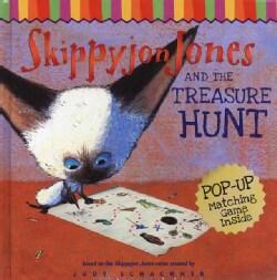 Skippyjon Jones and the Treasure Hunt (Hardcover)