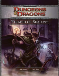 Dungeons & Dragons Pyramid of Shadows: An Adventure for Characters of 7th- 10th Level (Hardcover)
