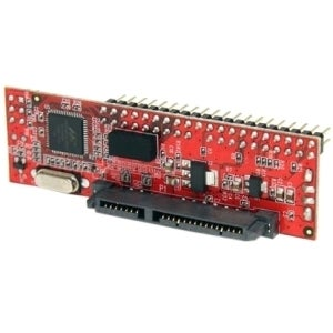 StarTech.com 2.5in and 3.5in 40 Pin Male IDE to SATA Adapter Converte