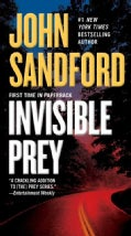Invisible Prey (Paperback)