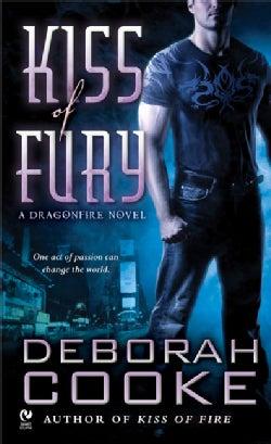 Kiss of Fury (Paperback)