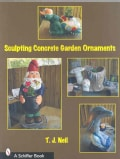 Sculpting Concrete Garden Ornaments (Paperback)