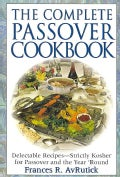 The Complete Passover Cookbook (Hardcover)