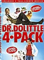 Dr. Dolittle 4 Pack (DVD)